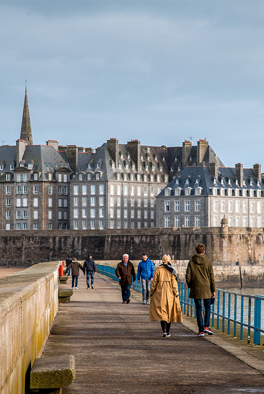 Ville fortifiée de Saint-Malo